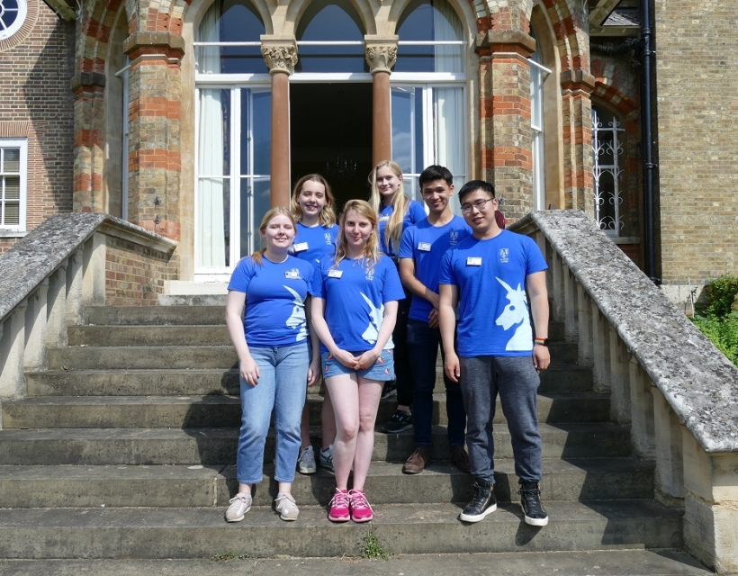 Open Day at St Hilda's College, University of Oxford