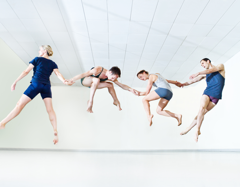 Dance as Grace: Paradoxes and Possibilities