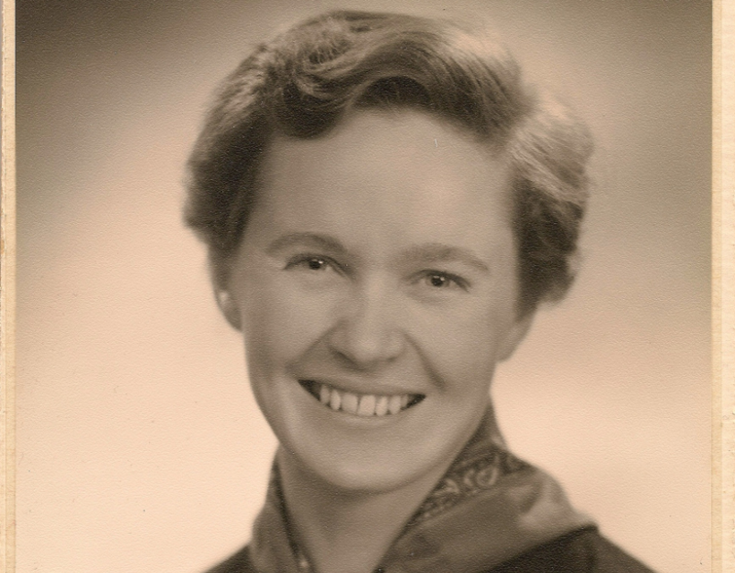Ruth Wynne-Davies Memorial Fund, St Hilda's College