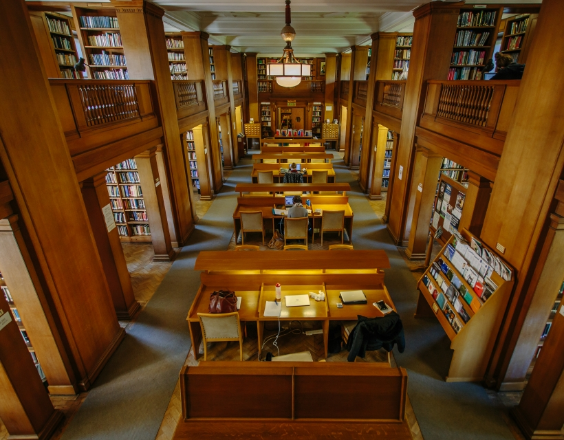 Kathleen Major Library, St Hilda's College