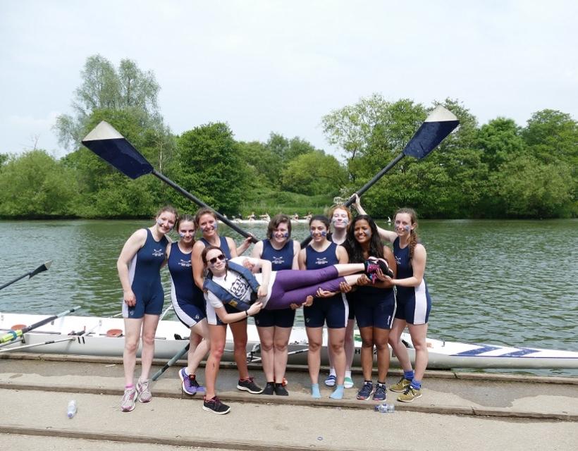 St Hilda's College Boat Club