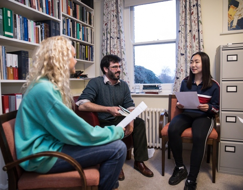 Teaching and Research at St Hilda's College