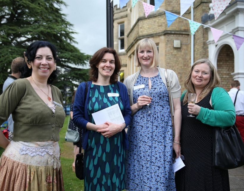 St Hilda's People, Garden Party 2016