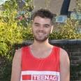 Ben Atkins runs the 2019 London Marathon for Teenage Cancer Trust