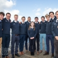 Oxford University's Lightweight Rowing Crew 2019 with Dr Iain McGurgan (Clinical Neurosciences, 2017)
