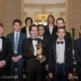 Oxford, led by Hou Yifran, wins the 137th Varsity chess match. Photo: John Saunders