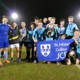 St Hilda's College Men's Football Team wins Cuppers 2019/20