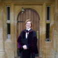 Dr Helen Swift is admitted as Assessor of the University of Oxford