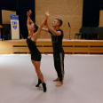 'Dancing with Apollo' residency at the JdP is reviewed for TORCH by Professor Susan Jones