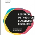 'Research Methods for Classroom Discourse' by St Hilda's Fellow, Dr Velda Elliot, has published.