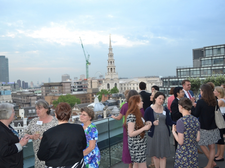 Association of St Hilda's Senior Members London Drinks 2016