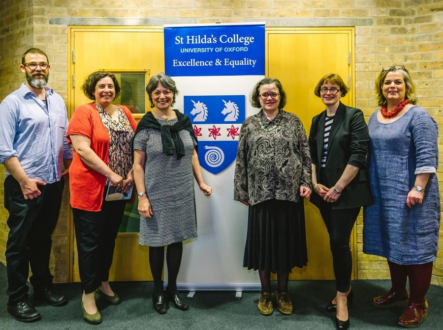 Speakers at 'Bilingualism and the Brain: An Interdisciplinary Workshop', St Hilda's College