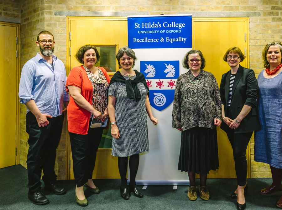 Brain and Mind Conference, St Hilda's College 2016
