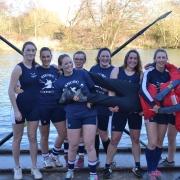 St Hilda's College Boat Club Torpids 2016