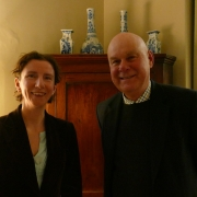 Chaplain's Chat with Anneliese Dodds at St Hilda's College