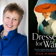 Dressed for War by Julie Summers, Writing Fellow at St Hilda's College