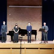 St Hilda's Music Scholars 2020