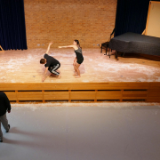 Dancing with Apollo residency at JdP Oxford is reviewed by Professor Sue Jones