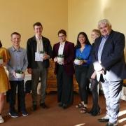Rachel McLean Award 2019 at St Hilda's College