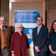 Professor Peter Hacker, Dr Val McDermid, Professor Daniel Whiting, Professor Lucy Bowes