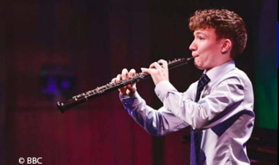 Ewan Millar Young Musician Finalist 2020