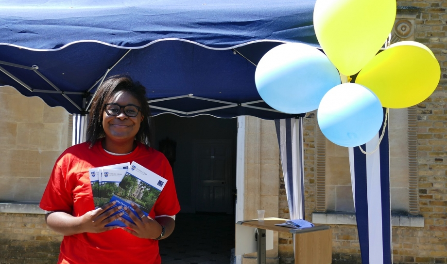 Undergraduate Open Days at St Hilda's College, 3-4 July and 2- September 2019