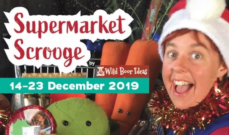 Supermarket Scrooge, JdP Christmas Show, Oxford