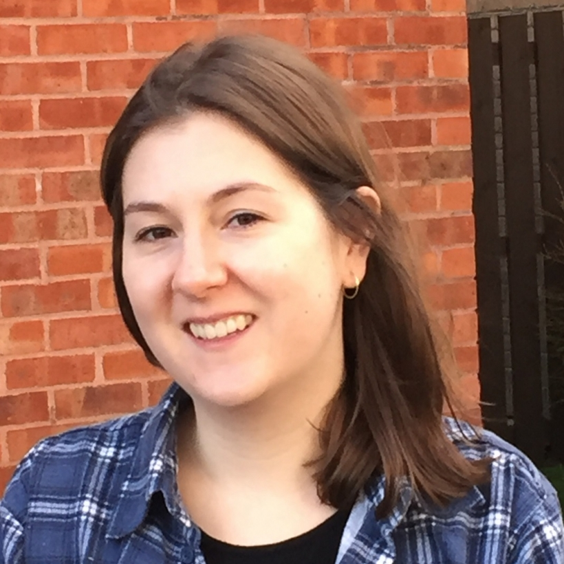 Dr Eve Worth, Junior Research Fellow, St Hilda's College