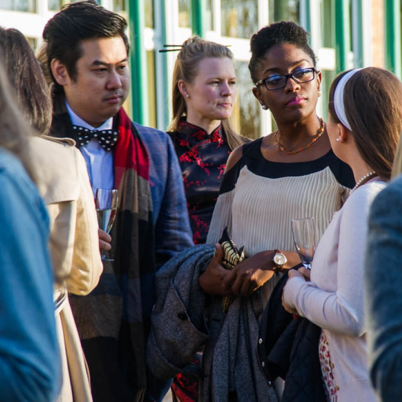 Graduate Students, St Hilda's College, Oxford