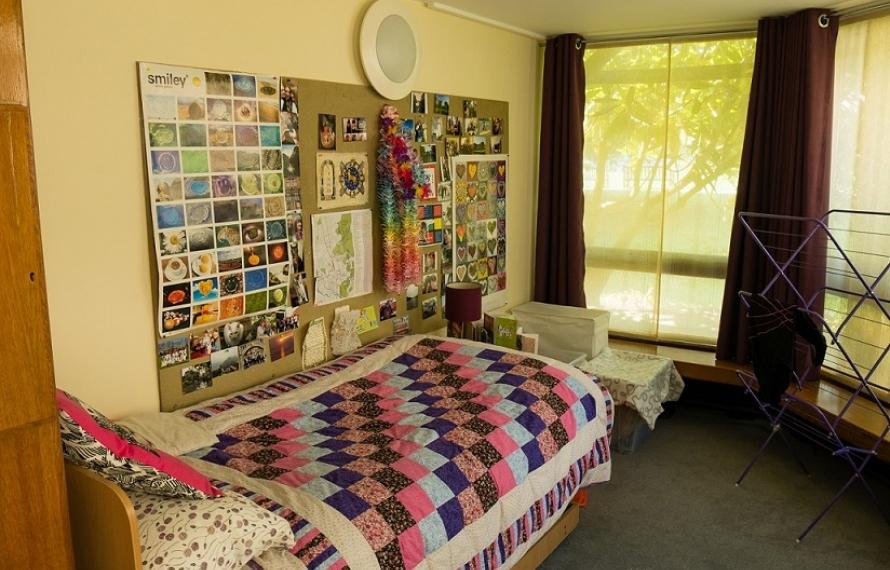 Undergraduate Room, Garden Building