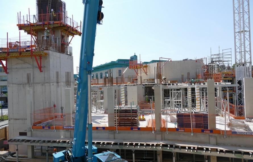 Transforming St Hilda's site, progress by July 2019