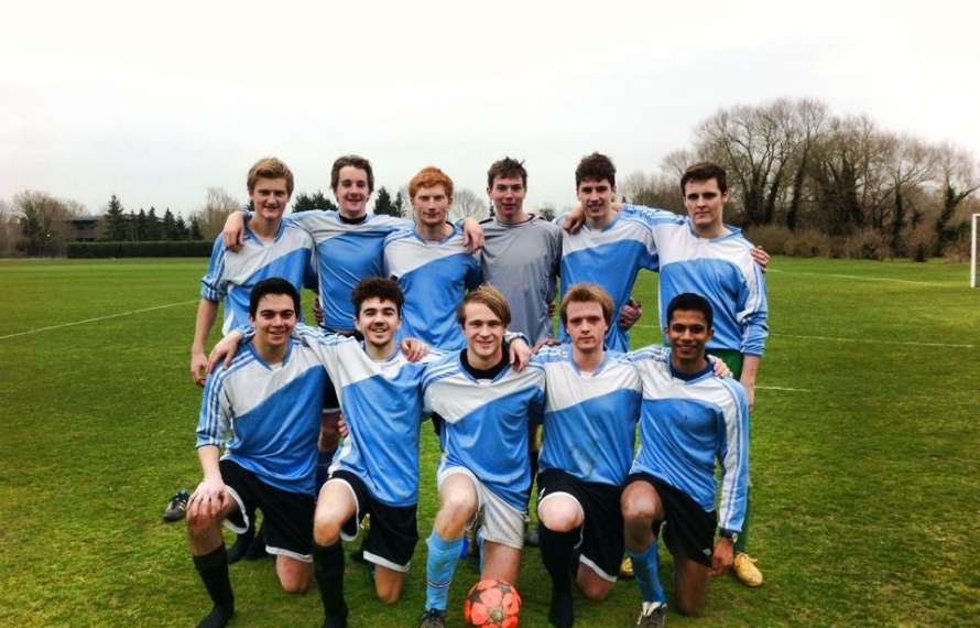 St Hilda's Men's Football Team
