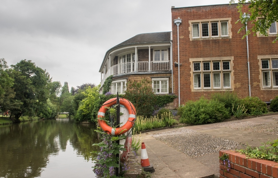 Milham Ford, St Hilda's College, University of Oxford