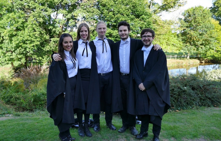 Graduation Day at St Hilda's College, 28 September 2018
