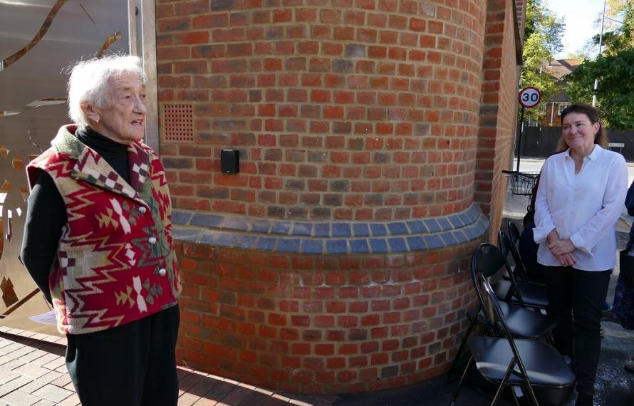 Dr Maggy Rayner remembers Jocelyn Morris, Sylvia Mann and Rosalind Hill