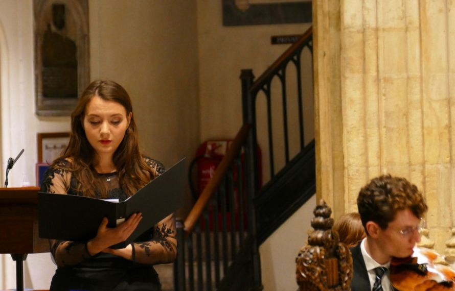 St Hilda's College Christmas Celebration in Words and Music