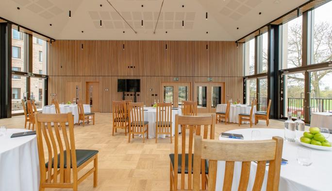 Pavilion, St Hilda's College