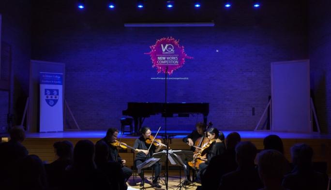 Villiers Quartet, Jacqueline du Pré Music Building