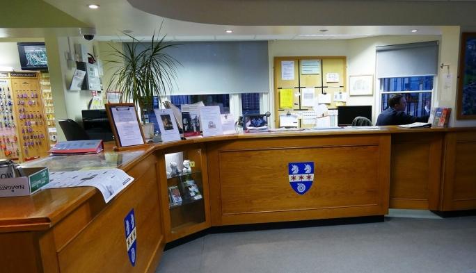 Porters' Lodge, St Hilda's College