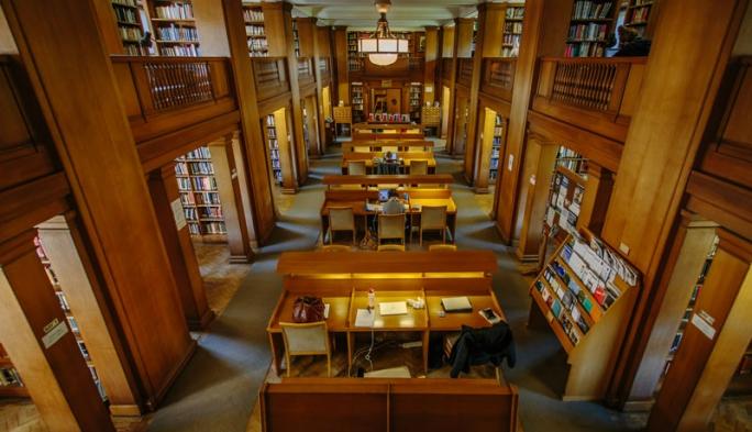 Kathleen Major Library, St Hilda's College