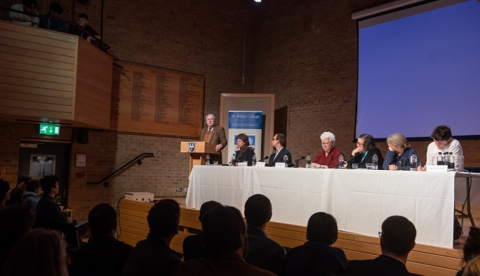 Criminality and the Brain research workshop at St Hilda's College, University of Oxford