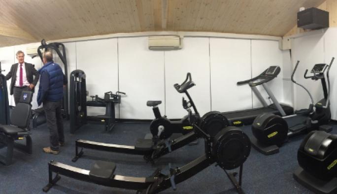 Stone Family Gym